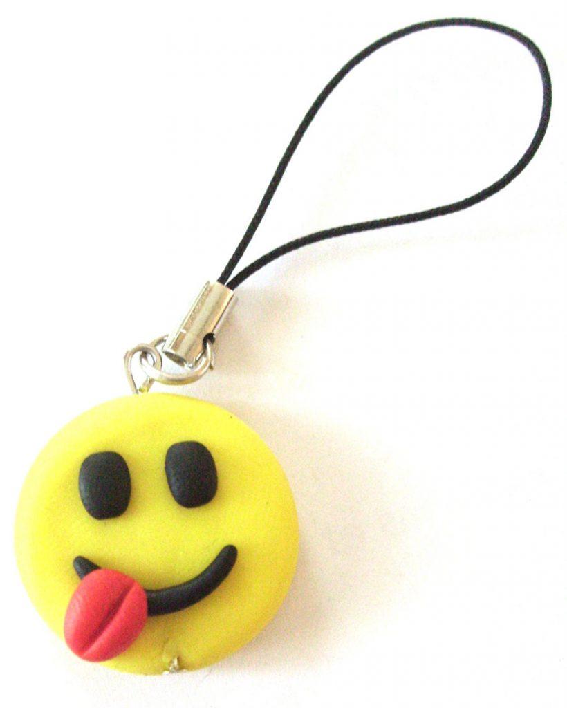smiley-fimo