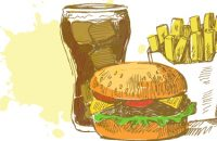 Hamburger Fimo