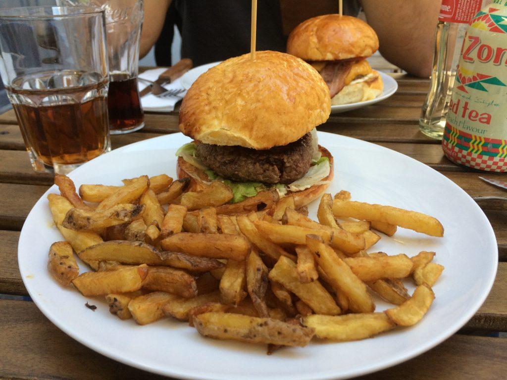 Hardwood classement burgers Tours