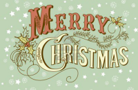 ❄ Merry Christmas! ❄