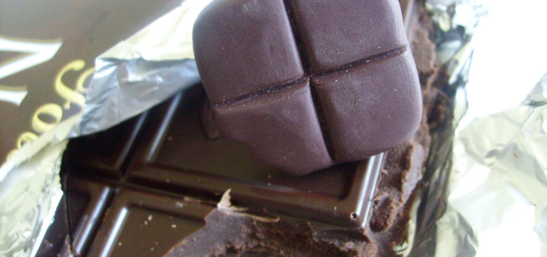 chocolat en fimo