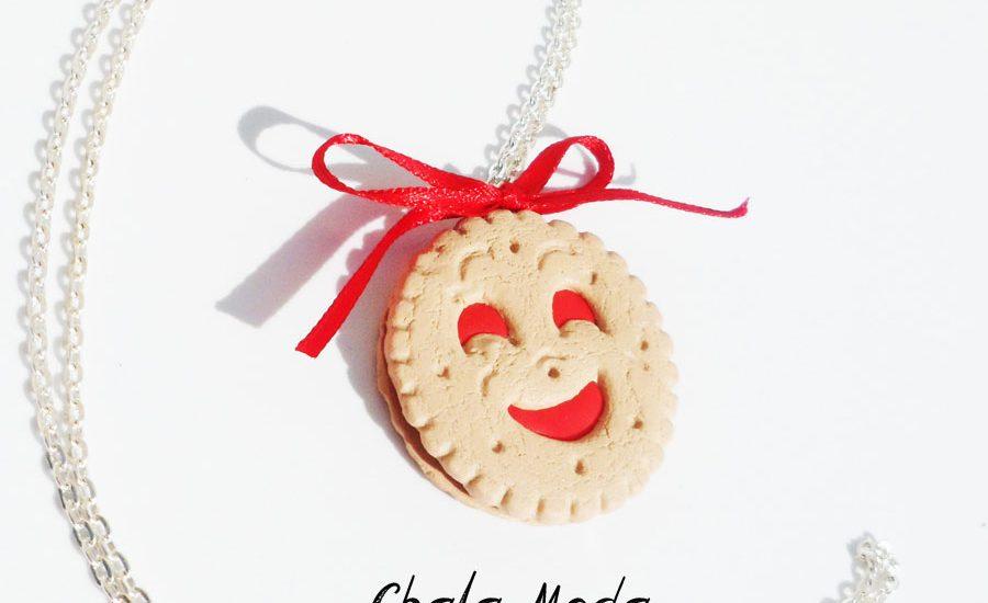 Bijoux biscuit fimo