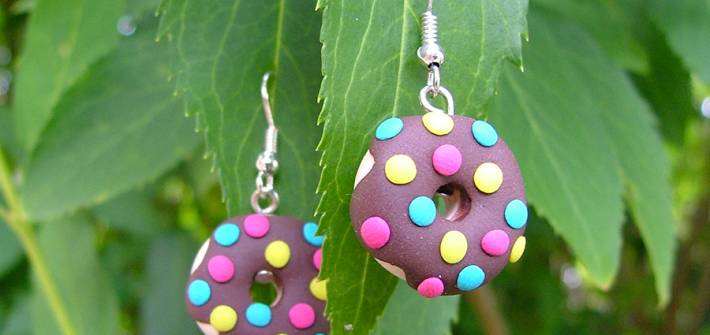 donuts Fimo