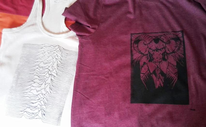 t-shirt imprimer