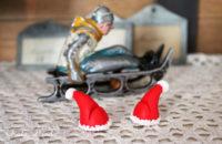 Marque-places de Noël
