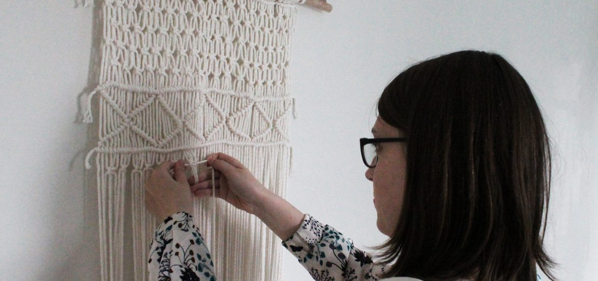 kit macrame phildar