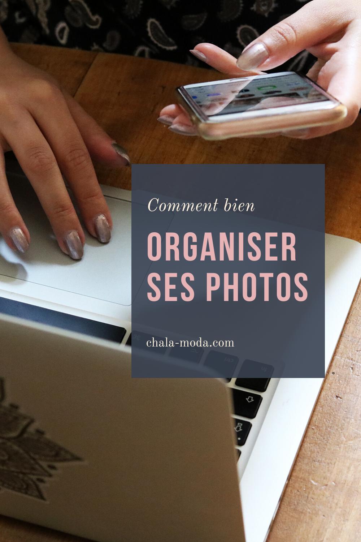 Comment bien organiser ses photos