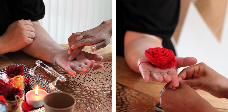 EVJF Kina Gecesi - Ceremonie du Henné